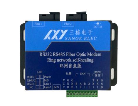 环网自愈型RS485转光纤_光猫