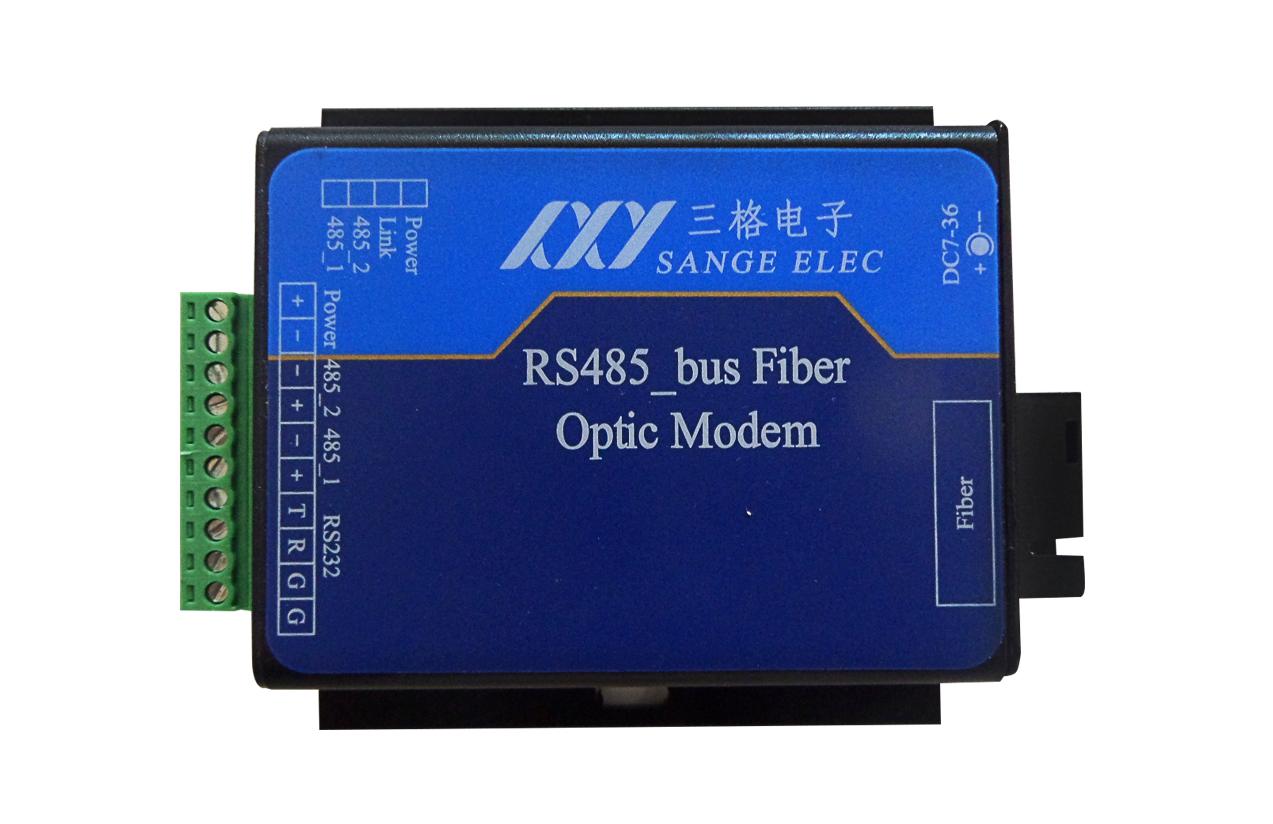RS232、RS422、RS485转光纤_光猫