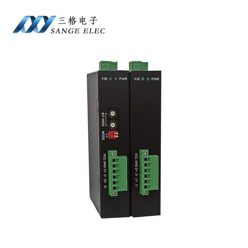 编码器SSI转光纤模块