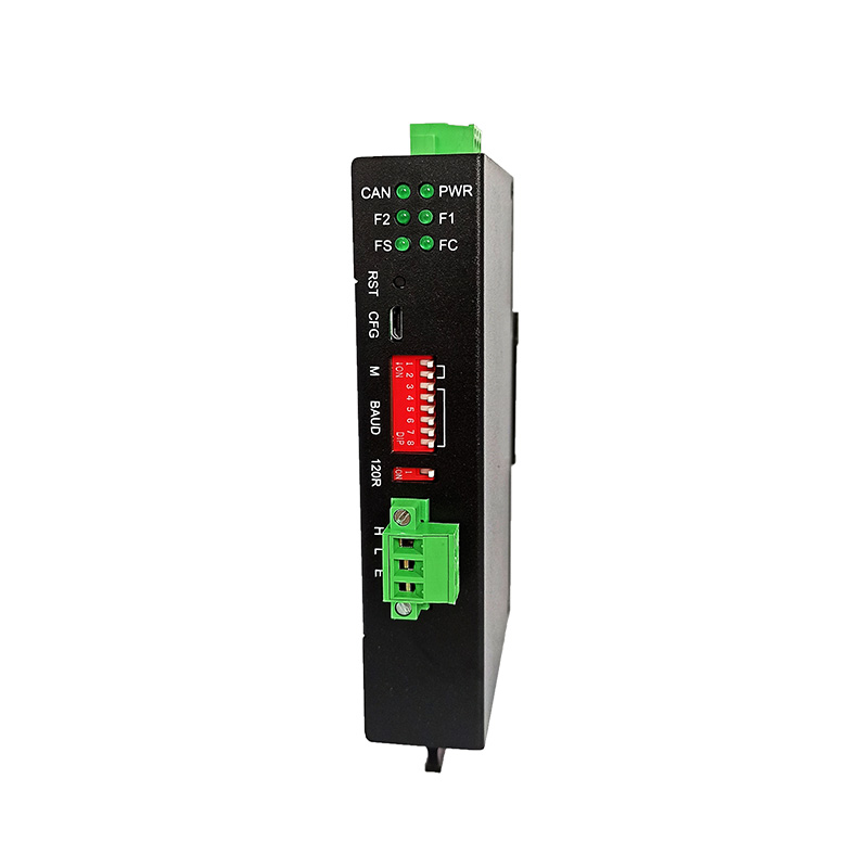环网式CAN转光纤中继器