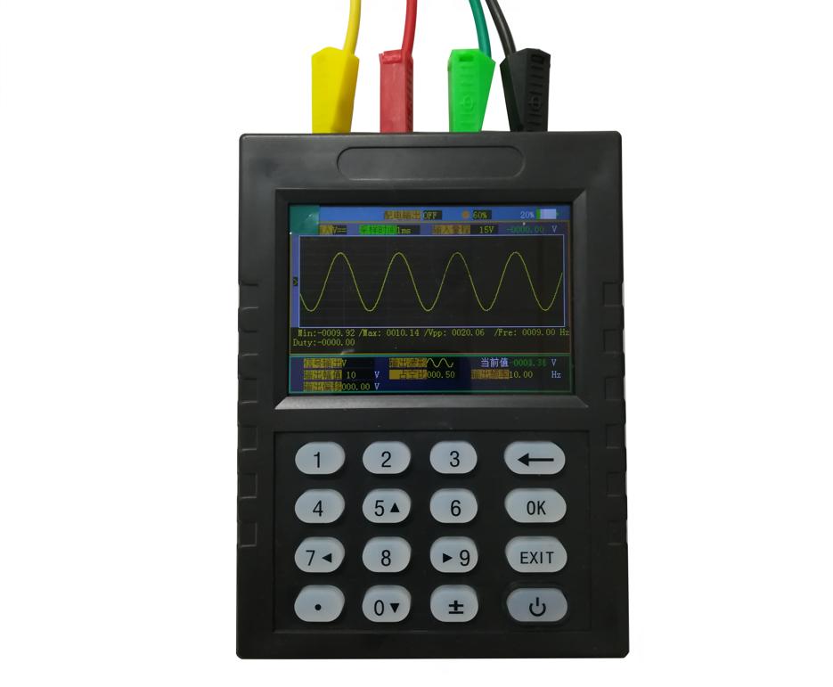 多功能信号检测与发生器