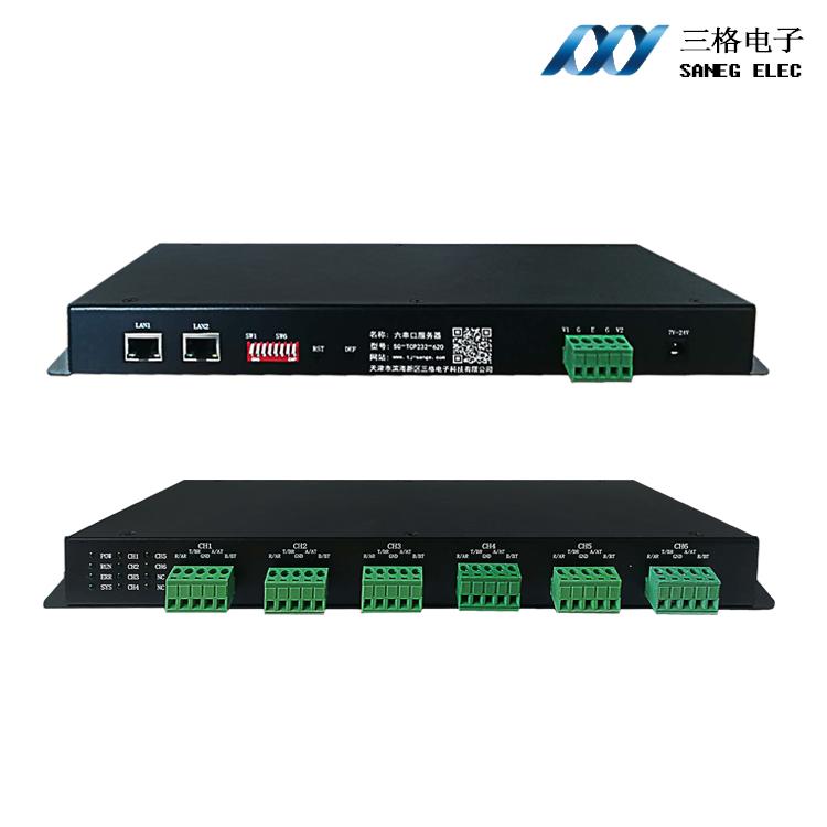 六串口服务器